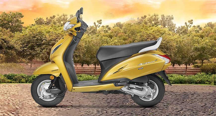 The Journey Of Indias Flamboyant Scooter Honda Activa Motoarc