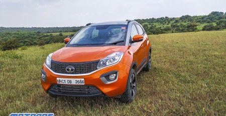 Tata Nexon AMT Diesel